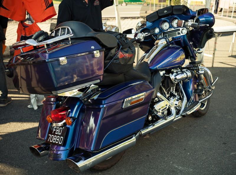大型バイク ハーレー